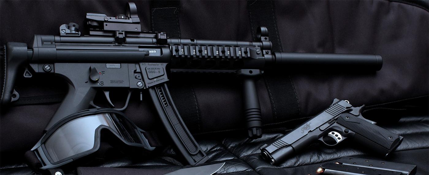 Обучение граждан безопасному обращению с оружием